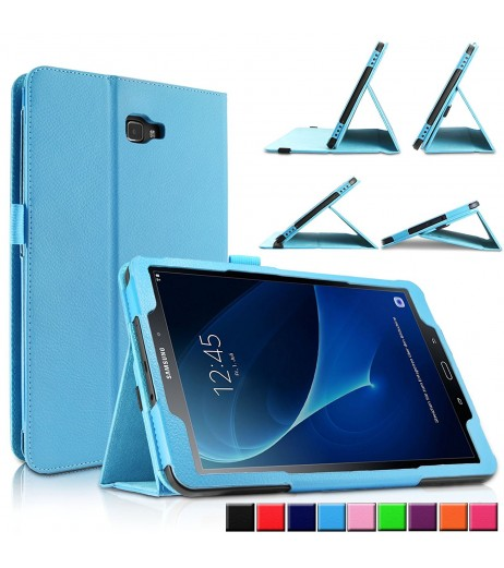 For Samsung Galaxy Tab A6 10.1 inch (2016) T580 T585 Case PU Leather Cover stand Smart case for Samsung Galaxy Tab A6 10.1 Case