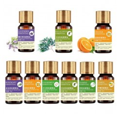 100% Pure Essential Oils For Aromatherapy Diffusers Natural Essential Oil Skin Care Lift Skin Plant Fragrance Oil Massage Oil