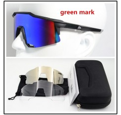 100 Sport Bicycle Photochromic Cycling Sunglasses Bicicleta Gafas Ciclismo Cycling Glasses Cycling Sunglasses Polarized
