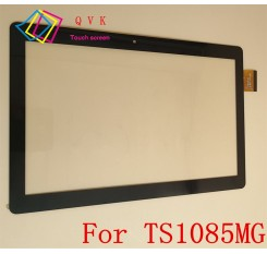 10.1 inch For Digma Optima 1507 / Plane 1505 3G TS1085MG  tablet pc capacitive touch screen glass digitizer panel
