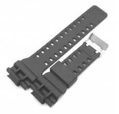 16mm Silicone Rubber Watch Strap Fit For G Shock Replacement Watch Band Black Waterproof Watch Accessories