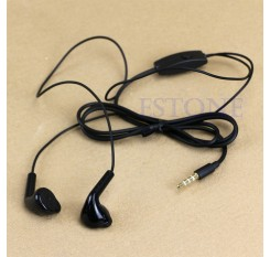 1Pc New3.5mm Earphone For Samsung S5830 S5630 Galaxy Tab i9100