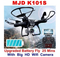 1pcs Battery 1800mah Fly 25 Mins MJD ky101s RC Camera Drone Helicopter Quadcopter With Wifi FPV HD Camera V ky601s ky501w xs809s