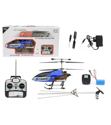 2015 Newest RC Big&large quadcopter QS8006 Update Version rc drone Gyro rc helicopter 2 Speed Model with LED light vs T40C S8099