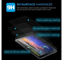 2015/2017 Tempered Glass For Samsung Tab A 8.0inch Screen Protector for Galaxy Tab A 8 SM-T380 T385 T350 T355 P350 Tablet Glass