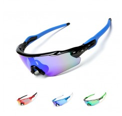 2018 Cycling Glasses Bike Glass Outdoor Sports Bicycle Sunglasses Goggle Eyewear Stylish Frame Oculos Ciclismo