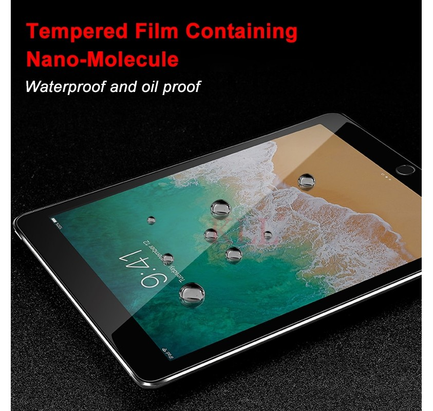 2.5D 9H Tempered Glass for iPad 2 3 4 9H Premium Screen Protector for iPad Mini 1 2 3 ...