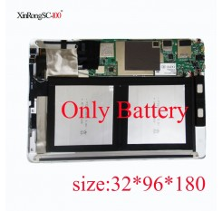 3.7v 12000mAh 3296180 or 3296192 For Teclast X98 air 3G Tablet PC Battery 3 wire X98 X98 AIR p98 X98 P98HD P98