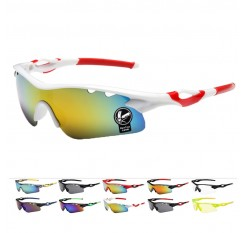 Cycling eyewear  UV400 sunglasses Men Outdoor Sport UV Protection for Mountain road Bike Bicycle Fishing Glasses S084F