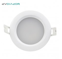 DVOLADOR Waterproof LED Downlight IP65 LED Downlight Spot Light 15W/12W/9W/7W/5W Super Bright AC220V/110V Recessed Ceiling Lamp