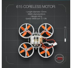 Eachine E010S With Micro FPV Camera Quadcopter with 800TVL CMOS Based On F3 Brush Flight Controller RC Drone BNF VS JJRC H36 E10
