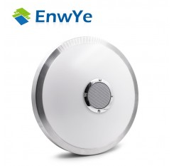 EnwYe 23W RGB LED Music Bluetooth ceiling lamp 220V Modern LED  Dimmable Ceiling lamp