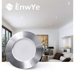 EnwYe 5W 7W 9W 12W 15W LED Ceiling Downlight Lamps  220V 230V 240V  Led Down light Lamp