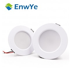 EnwYe LED Ceiling Downlight Lamps 5W 9W 15W 12W  AC 220V 230V 240V  Built-in drive Led Down light Lamp