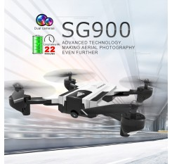 GPS Drones With Camera Hd 1080p Camera Drone Automatic Follow Flying Fpv Quadcopter Helicopter Sg900 Sg900s Selfie Dron