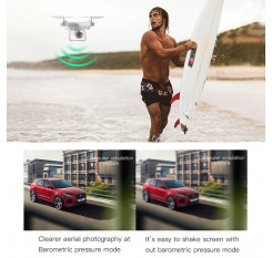 Global Drone Long Time Fly Dron with Camera Headless Mode Remote Control Quadcopter WIFI FPV High Hold Quadrocopter VS SYMA X5C