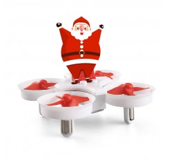 In Stock Eachine E011C Flying Santa Claus With Christmas songs Music Toy Brick RC Quadcopter RTF for Kids Gift VS E011 JJRC H67