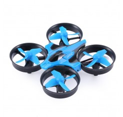 JJRC H36 RC Drone 2.4GHz 4CH 6-Axis 3D Flip RTF Aircraft Portable Helicopter Headless Mode & 3 Batteries Mini Dron RC Quadcopter