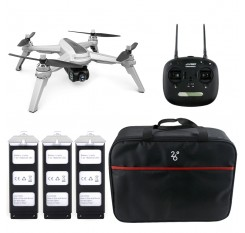JJRC JJPRO X5 5G WiFi FPV RC Drone GPS Positioning Altitude Hold 1080P Camera Point Of Interesting Follow Brushless Motor Drone