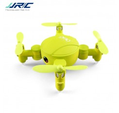 JJR/C JJRC DHD D4 Mini Pocket Drone WIFI FPV 720P Camera Altitude Mode RC Drone Quadcopter Green Blue For Kids Gifts RC Toys
