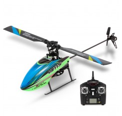 WLtoys RC Helicopter V911S 4CH 6G Non-aileron RC Helicopters with Gyroscope for Training Kids Toys for Children Kids Gift