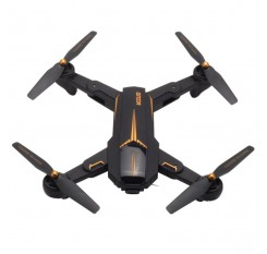 XS812 Foldable GPS Quadcopter RC Drone with 2MP HD Camera WiFi+GPS Positoning Aircraft Altitude Hold Helicopter Aircraft