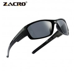 Zacro Cycling Glasses UV400 Sunglasses Men Polarized Sport Bike Bicycle Sun Glasses Driving Cycling Goggles Fishing Eyewear