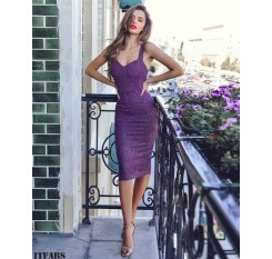 2019 New Women Sequined Sleeveless dress casual dress women sexy dress Sexy Bodycon Bandage Dress wrap hip bodycon